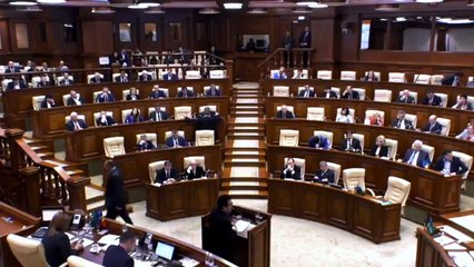 Discursul lui Vadim Pistrinciuc din cadrul Ședinței Parlamentului din 29 octombrie 2015