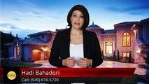 (949) 610-5720(949) 610-5720(949) 610-5720Hadi BahadoriHadi Bahadori Laguna NiguelGreatFive Star Review by Ghazi K.