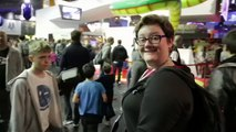 Clubic en visite à la Paris Games Week 2015
