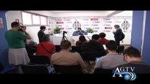 Le dichiarazioni di Mr. Legrottaglie dopo Akragas Catania News Agtv