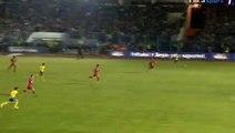 Goal - Baia Mare 1 - 0 Steaua Bucuresti -  Romanian Cup - 29/10/2015