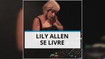 L'hommage de Lily Allen à son bébé mort-né