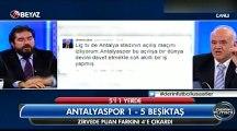 Ahmet Çakar- Beşiktaş çok tecavüzcü bir takım