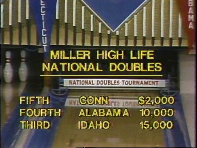 1981 Miller Beer Doubles Part 2