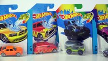 Color Changers Cars Toys NEW Hot Wheels Monster Trucks ★ Color Shifters Colour Changing Ca