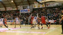 Basketball : Vendée Challans Basket – SAP Vaucluse (74-84)