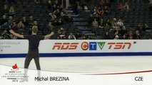 Yuzuru Hanyu FS run-trough  Skate Canada 2015 1029