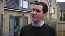 George Osborne: 'Conservatives want to double the number of first time buyers'