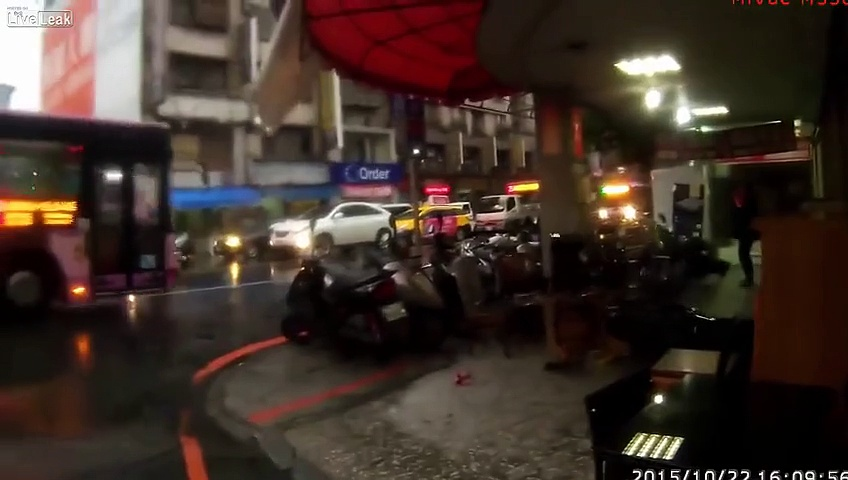 Scooter Vs Scooter by China