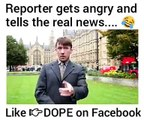 British Reporter gets angry and tells the Real News - Video Dailymotion