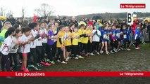 Cross-country. Championnats du Finistère à Quimper : victoire de Yaël Diquélou (Stade Brestois) en minimes