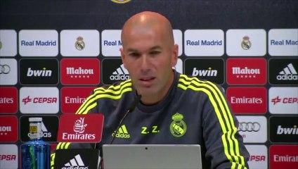 """Zidane sur Ronaldo: """"tant que je serai là, il ne partira pas"""""""