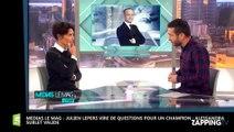 Médias Le Mag - Julien Lepers viré de Questions pour un champion : Alessandra Sublet valide
