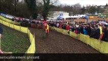 Clément Russo champion de France  dans la catégorie espoir