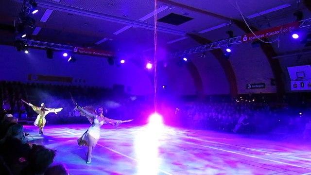 "Showskating ""Lost Souls"" Gala des Sports 2016 in Ennigerloh"