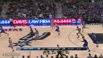Kawhi Leonard vs Carmelo Anthony DUEL Highlights (2016.01.08) Spurs vs Knicks SICK!
