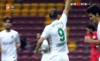 Gökhan Ünal Goal - Galatasaray 2-1 Karsiyaka - 09-01-2016