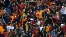 Ryan Donk Goal 3:1   Galatasaray vs Karsiyaka 09.01.2016 HD