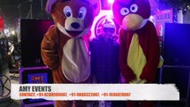 Cartoon Character Angry Bird Tom & Jerry | Amy Events, Call: +91-8288980007