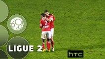 Nîmes Olympique - Stade Brestois 29 (2-0)  - Résumé - (NIMES-BREST) / 2015-16