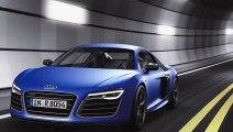 Audi R8 V10 Plus VS R8 GT (Motorsport)