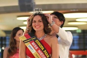 Miss Niedersachsen Wahl 2016 Ernst August Galerie Hannover 9. Januar 2016