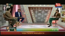 Watch Rapid Fire Round With Qandeel Baloch-Her Answers Will Shock You