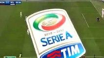 GOOOAL Juraj Kucka Goal - AS Roma 1 - 1 AC Milan - 09-01-2016