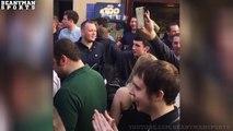 Newcastle Fans Sing About Sunderland Winger Adam Johnson