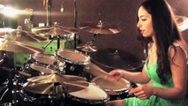 AVENGED SEVENFOLD - NIGHTMARE - DRUM COVER BY MEYTAL COHEN_ By Toba.tv