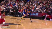 Stephen Curry vs Damian Lillard PG DUEL Highlights (2016.01.08) Blazers vs Warriors SICK!