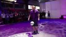 Ricardinho usa Trucos de Fútbol Sala/Futsal? Videos y Jugadas de Fútbol Freestyle
