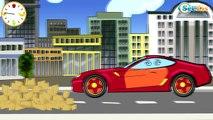 ✔ Race | STREET RACING | Kids Cartoons - FAST SPORTS CAR | 18 Episode