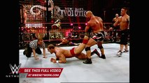 WWE Network- Cena, Angle, HBK, Kane, Masters & Carlito vie for WWE Title- New Year's Revolution 2016