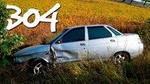 ► Compilación de Coche de los incidentes y Accidentes en la dashcam #304
