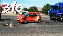 ► Compilación de Coche de los incidentes y Accidentes en la dashcam #310