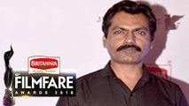 Nawazuddin Siddiiqui at 61st Filmfare Awards 2016   Bollywood Filmfare Awards 2016