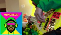 "MonoNeon : Bobby Womack -  ""Across 110th Street"""