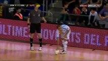DIRECTE / (FUTSAL) FC Barcelona Lassa - Catgas Santa Coloma
