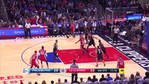 Jahlil Okafor Full Highlights 2016.01.02 at Clippers - 23 Pts.