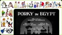 """PORKY PIG: """"Porky En Egipto"""" (Porky In Egypt) [Anime Kids]"""