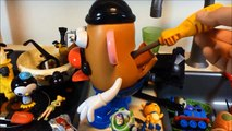 jouets Disney Toy Story Surprise Egg Unboxing Opening Mr Potato Head Toys