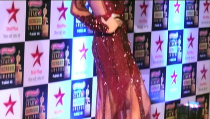 Urvashi Rautela BEST Dress At Star Screen Awards 2015