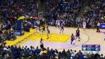 Stephen Curry Scores 17 Pts in 2nd Qtr | Kings vs Warriors | December 28, 2015 | NBA 2015-16 Season