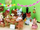 Песня Сельваниан Фемилис на русском. Song Sylvanian Familes in Russian. 歌Sylvanian Familes在俄罗斯的。
