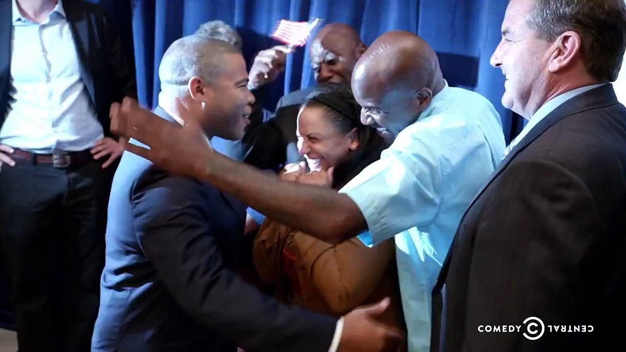 Key & Peele - Obama Meet & Greet - video dailymotion