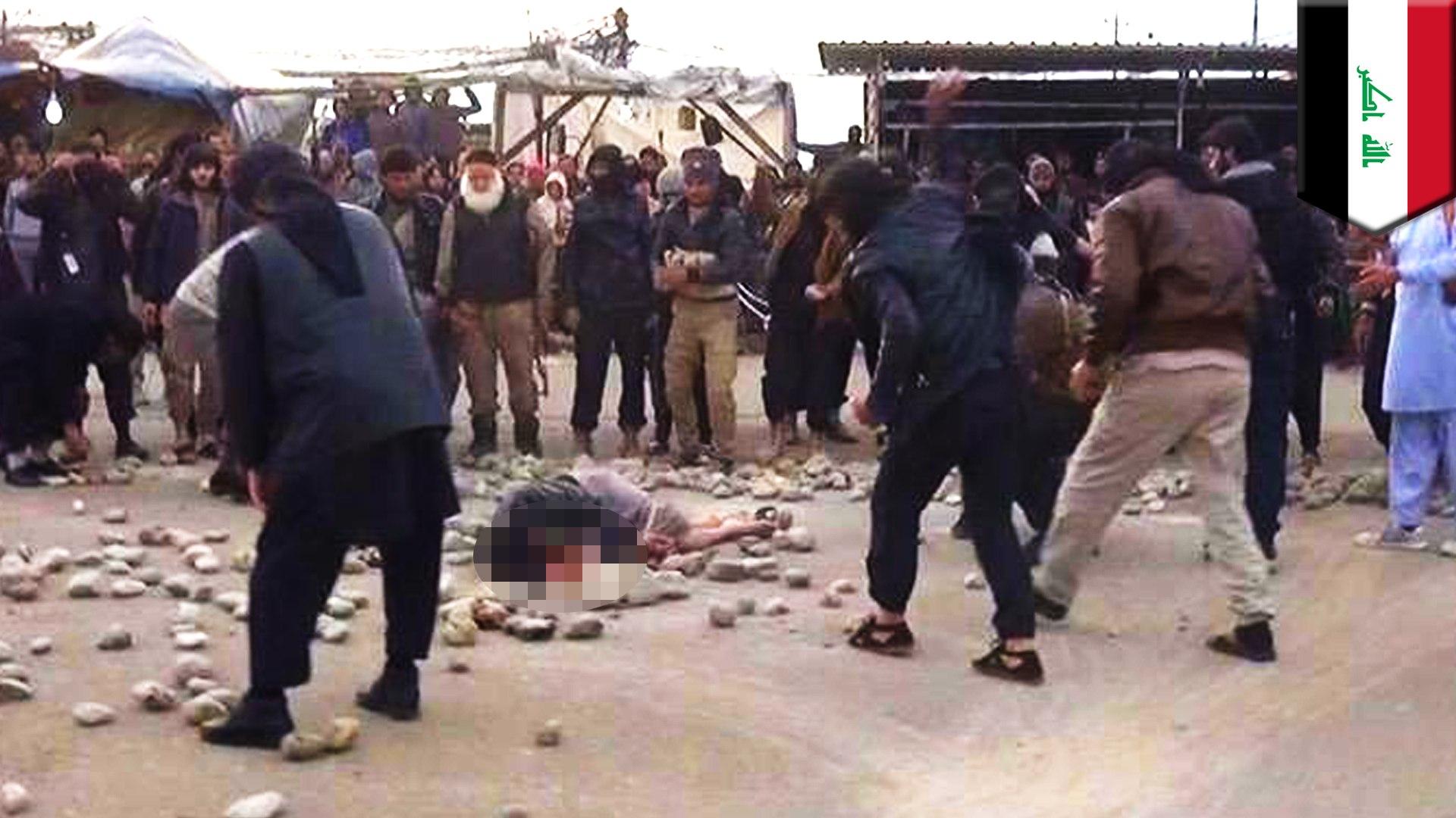 ISIS merajam dua orang hingga tewas