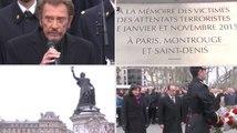Ce qu'il faut retenir de l'hommage aux victimes des attentats