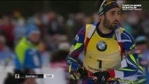 Biathlon - CdM (H) - Ruhpolding : Fourcade remporte la mass start