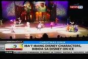 BT: Iba pas ibang personnages de Disney, bibida sa Disney Sur Glace